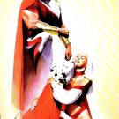 Alan Moore Universe Handbook #1 - Alex Ross Awesome Comics 1999