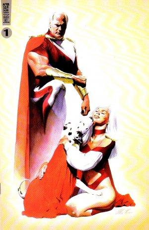 Alan Moore Universe Handbook #1 - Alex Ross Awesome Comics 1999