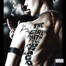 Girl with Dragon Tattoo Preview Edition Issue #1 - DC Comics 2012