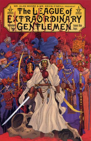 League Extraordinary Gentlemen vol 2 Issue #1 - Alan Moore Kevin O'Neill 2002