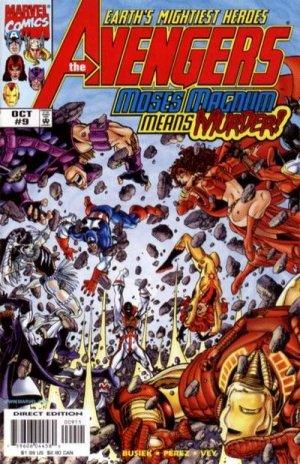 The Avengers Issue #9 - Kurt Busiek Marvel Comics 1998