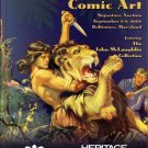 Heritage Diamond Gallery Comic Books Original Art Catalog #752 Sept 2006 Jack Kirby Frank Frazetta