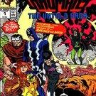 Inhumans King Size Special #1 The Untold Saga - John Romita Marvel Comics 1990