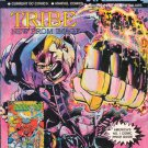 Comics Value Monthly Issue #77 - Larry Stroman Tribe Cover Art