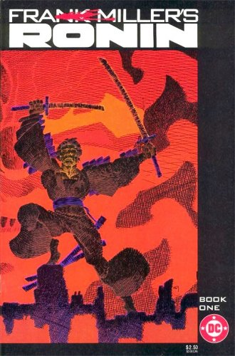 Frank Miller Ronin Book One AS NEW - 1983