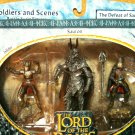 Lord of the Rings Soldiers and Scenes - Defeat of Sauron