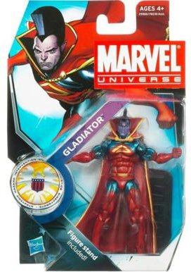 Marvel Universe Gladiator