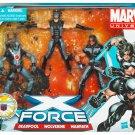 Marvel Universe X-FORCE Set