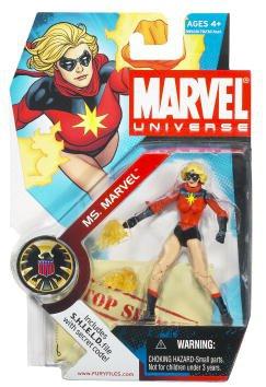 Marvel Universe Ms Marvel (Classic)