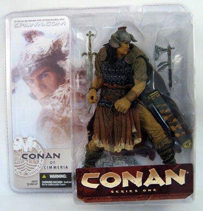 Conan Of Cimmeria (McFarlane Series 1)