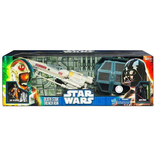 Star Wars Death Star Trench Run Set (TRU Exclusive)