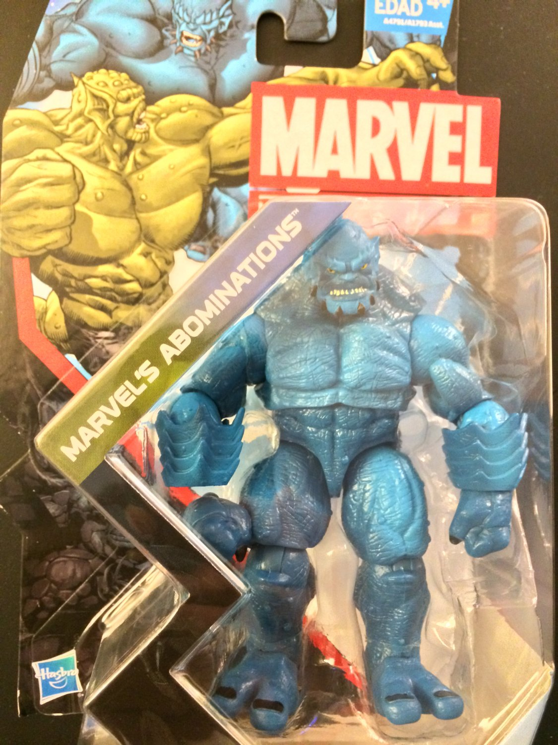 Marvel Universe Abominations Green & Blue Variant