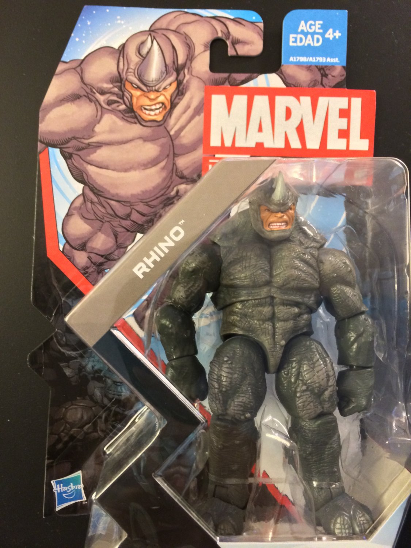 Marvel Universe Rhino
