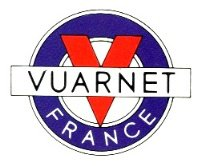 Rare Vintage VUARNET SQAviator w/CableHookArms Large 4117 PX8000 Brown Frames
