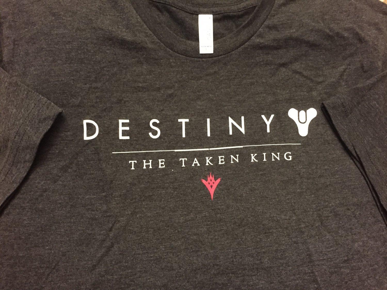 E3 2015 Exclusive Destiny The Taken King T-shirt
