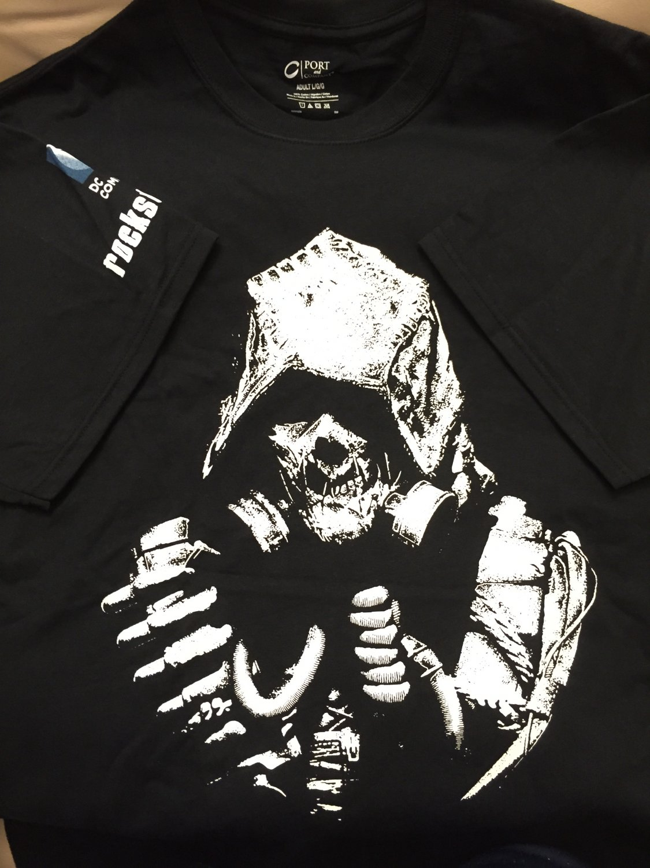 E3 2015 Exclusive Batman Arkham Knight - Scarecrow T-Shirt