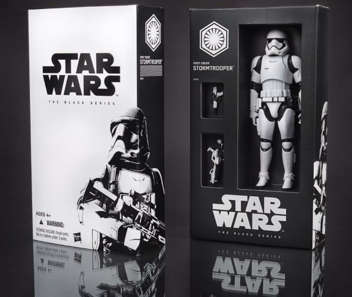 SDCC 2015 Hasbro Exclusive First Order Stormtrooper - Star Wars The Force Awakens