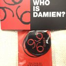 SDCC 2015 Exclusive Damien A&E Series Pin And Pamphlet