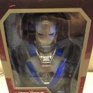SDCC 2015 Hot Toys Iron Man 3 Collectible BUST SERIES - 1:6 BLUE STEEL MARK XXX