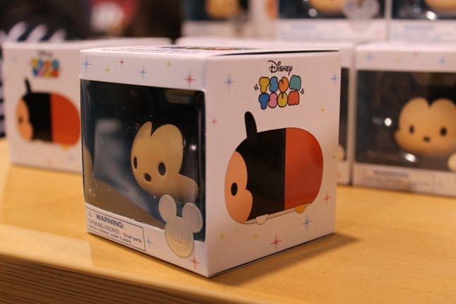 Disney D23 Expo 2015 Tsum Tsum Mickey Exclusive Vinyl Figure
