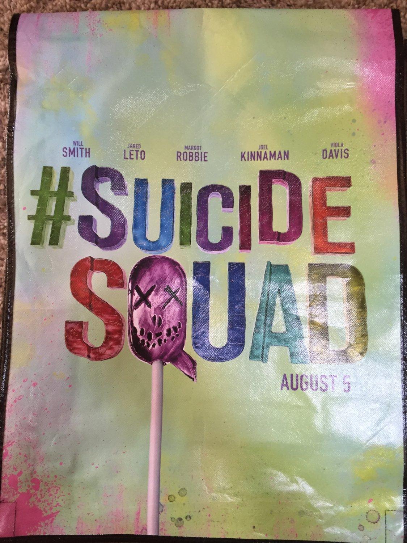 SDCC 2016 Exclusive WB Bag - Suicide Squad