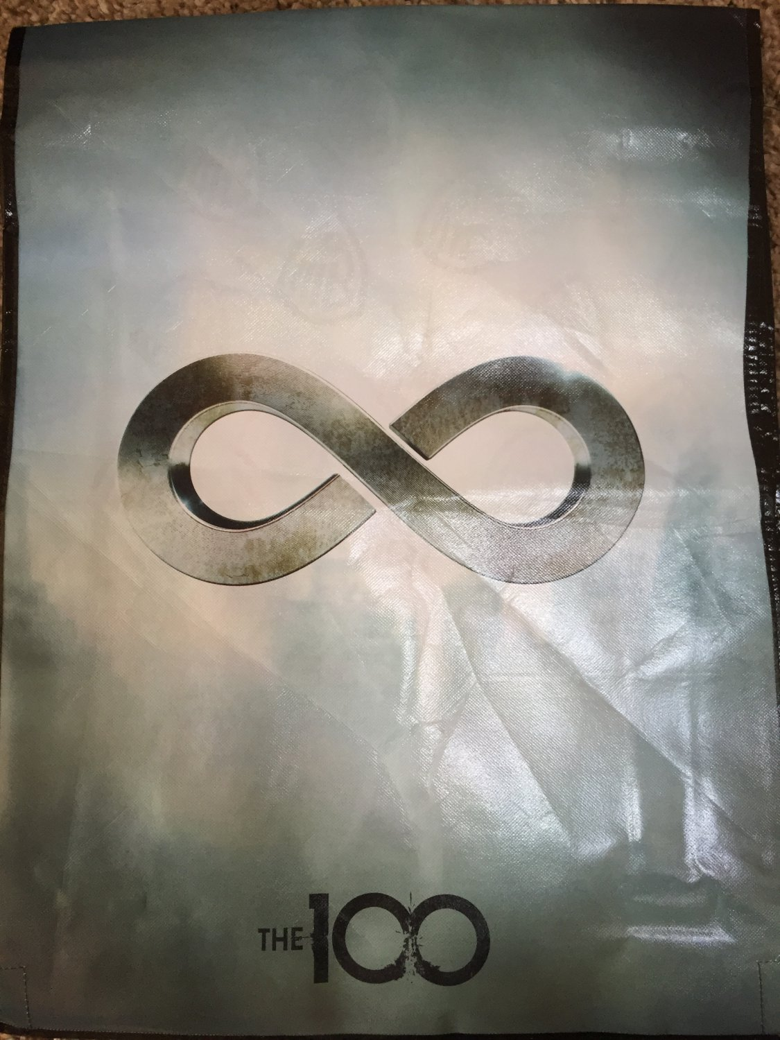 SDCC 2016 Exclusive WB bag - The 100