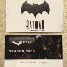 SDCC 2016 Batman: The Telltale Series Season Pass code