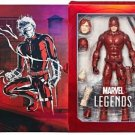 SDCC 2017 Hasbro Exclusive Daredevil Marvel Legends