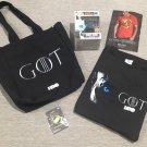 SDCC 2017 Game of Thrones Experience Swag Bag BoxLunch