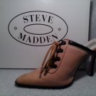 Steve Madden Rugged High-Heeled Boots Size  5 1/2