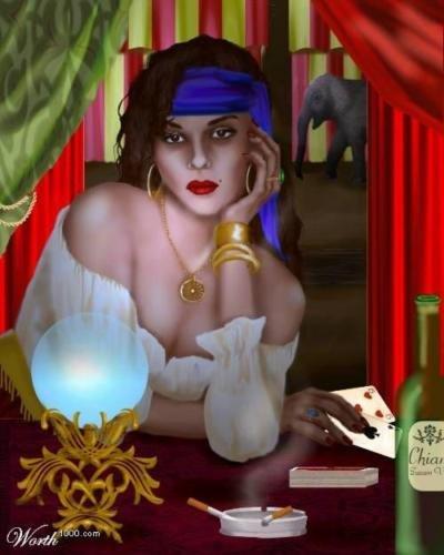 Love � Hopes � Wishes � Gypsy Card Reading