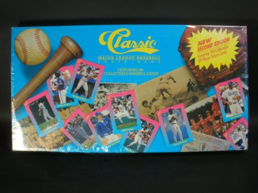 *1989* Classic Major League Baseball Board Game NEW SEALED