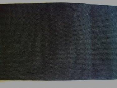 BLACK Elastic 4-3/16 inch BLACK ELASTIC Waistband Belt Corset By The Yard NEW