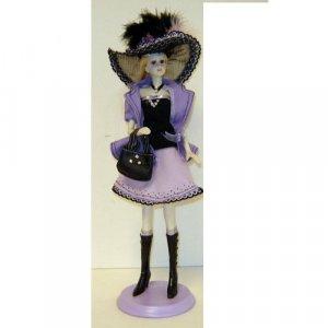 Duck House Ariana Porcelain Doll New Fashion