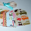 Gift Tag set- Safari Kids - Qty 24