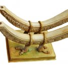 Ivory Tea Table