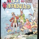 Alice in Wonderland Rene Cloke Jane Carruth Rabbit 1990