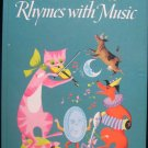 Mother Goose Rhymes With Music Esme Eve Woulds Vintage