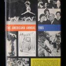 The Americana Annual 1965 History Yearbook Vintage HCDJ