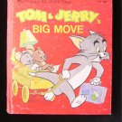 Tom and Jerry's Big Move Golden Tell-A-Tale Lewis 1985