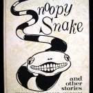 Snoopy Snake and Other Stories Elsie Jennings Speech HC