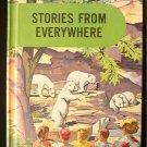 Stories from Everywhere Vintage Reader 1962 HC Bond