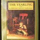 The Yearling Rawlings Wyeth Florida HCDJ 1985 Adventure