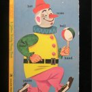Words Golden Sturdy Happy Book Joe Kaufman Vintage 1968