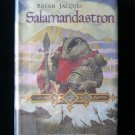 Salamandastron Brian Jacques HCDJ 1993 HCDJ Badger