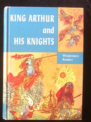 King Arthur and His Knights Windermere Readers Vintage