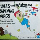 Puddles and Wings and Grapevine Swings Harvey Nature SC