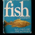 The Encyclopedia of Fish Cookery McClane Zanger Vintage