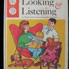 The Headstart Book of Looking and Listening Shari Lewis