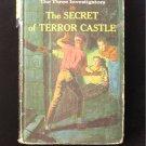 The Secret of Terror Castle Three Investigators First
